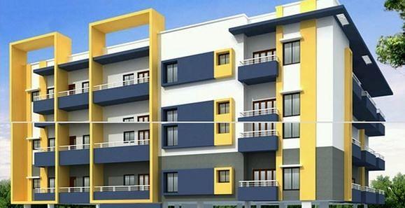Abrars Apartment - Elevation Photo