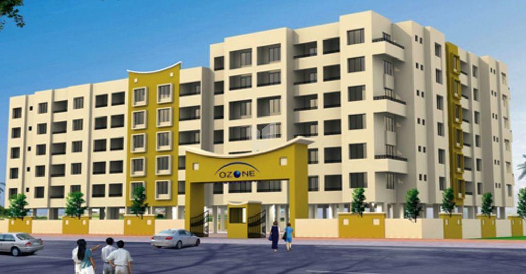 Raviraj Ozone Apartments - Elevation Photo