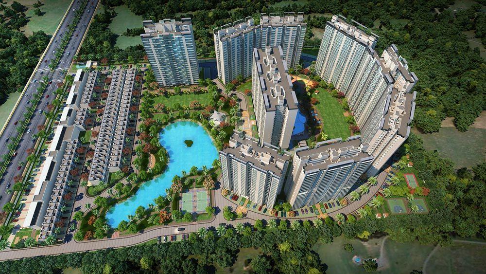 Uniberaforeste Sky Villas - Project Images