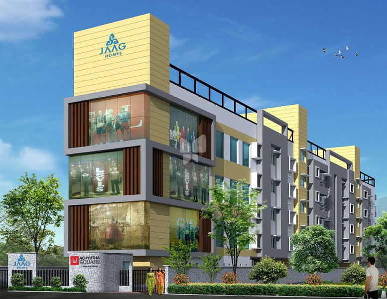 Achyutha Square - Project Images