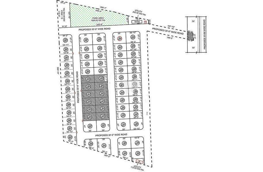 Mokshaa Brindavan's Orchard - Master Plan
