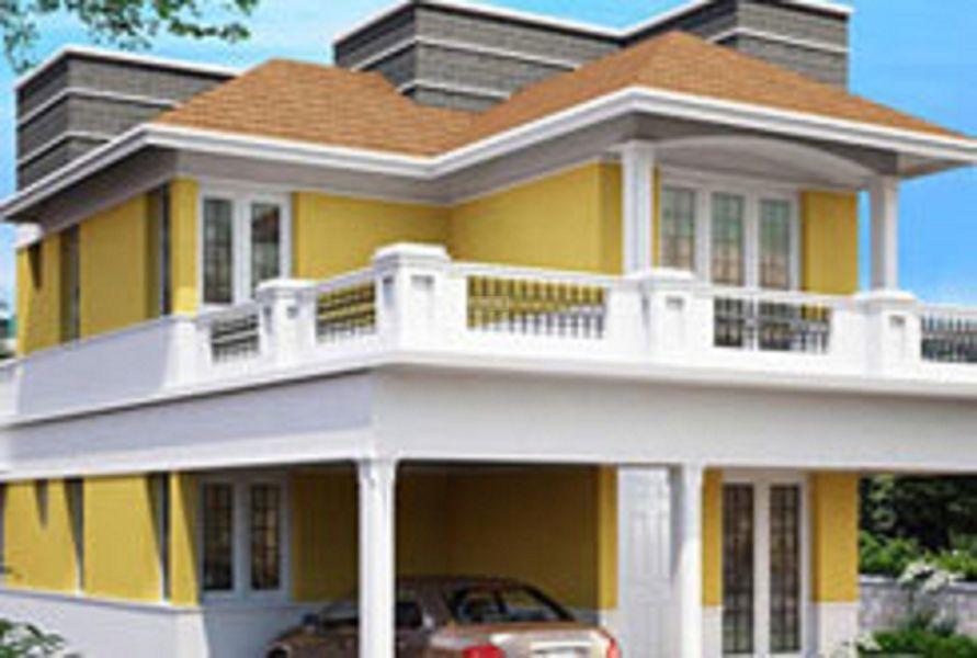 Sree Luxury Villas - Elevation Photo