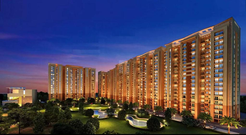 Aditya City Apartments - Project Images