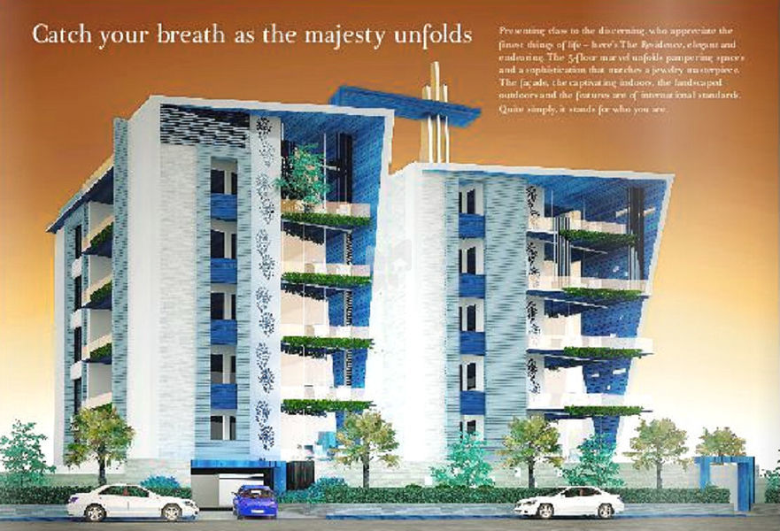 Ashok The Residence - Project Images