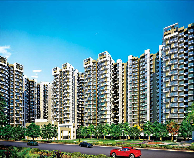 Amrapali Tropical Garden - Project Images