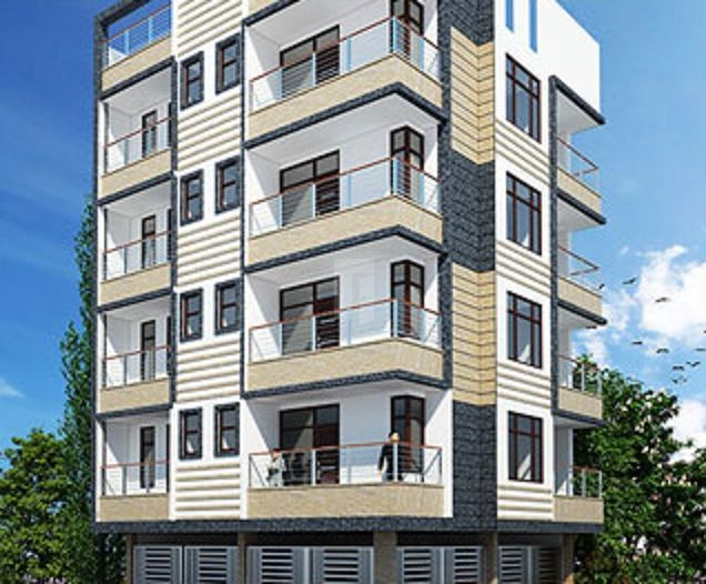 Kushwaha Homes - Elevation Photo
