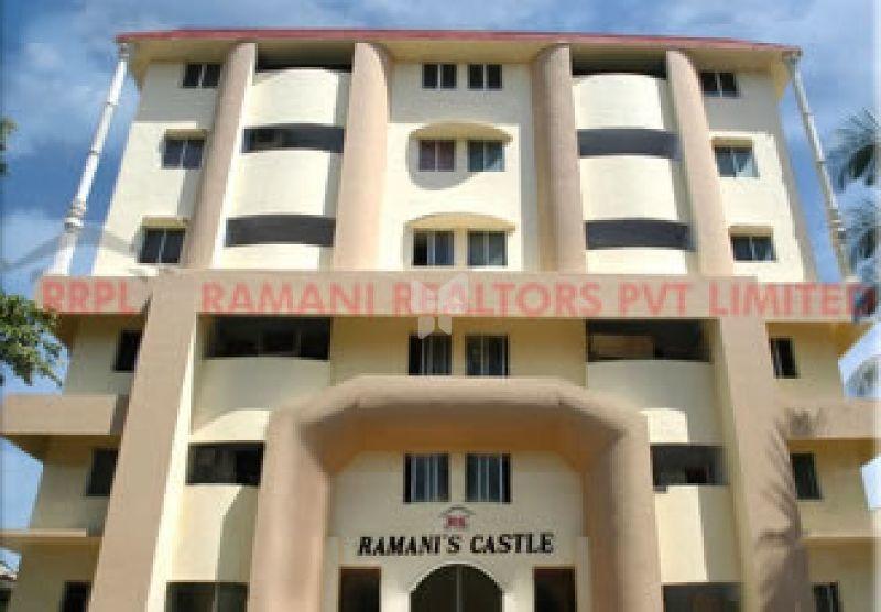 Ramani's Castle - Project Images