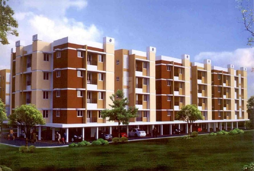 Satyam Sweet Home - Project Images