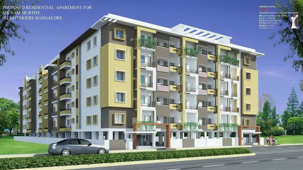 Gangothri Elegance - Elevation Photo