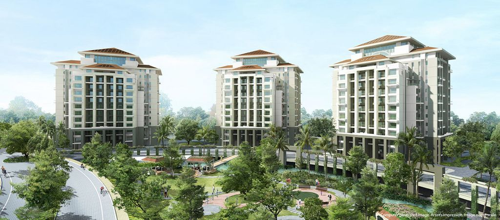 Skyi The Songbirds Estate Phase I - Project Images