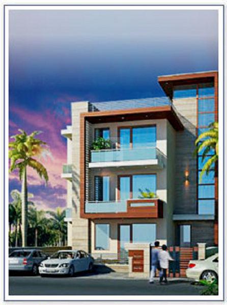 Ansal Florence Premium Floors - Project Images
