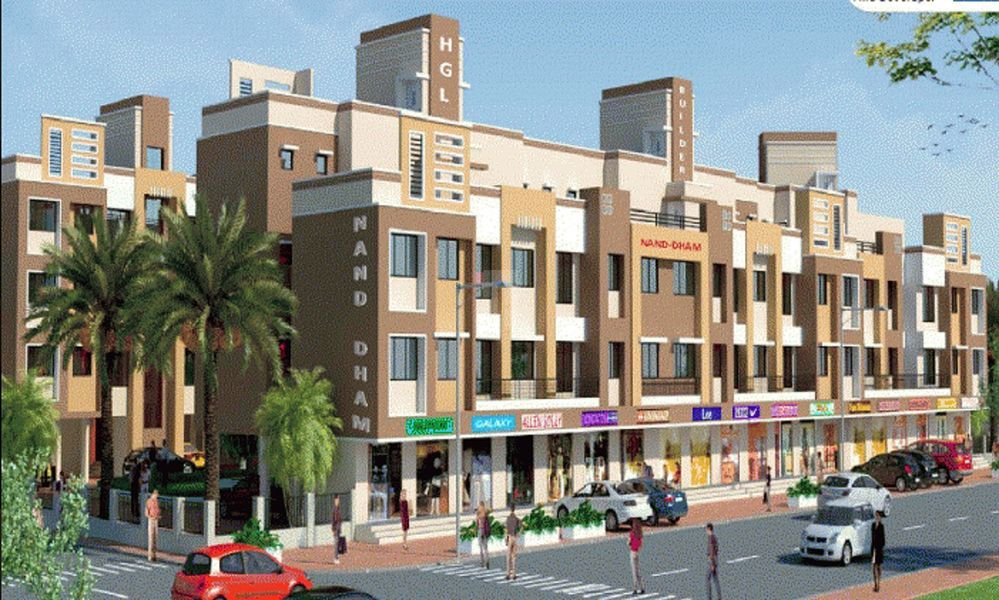 HGL Nand Dham Complex - Project Images