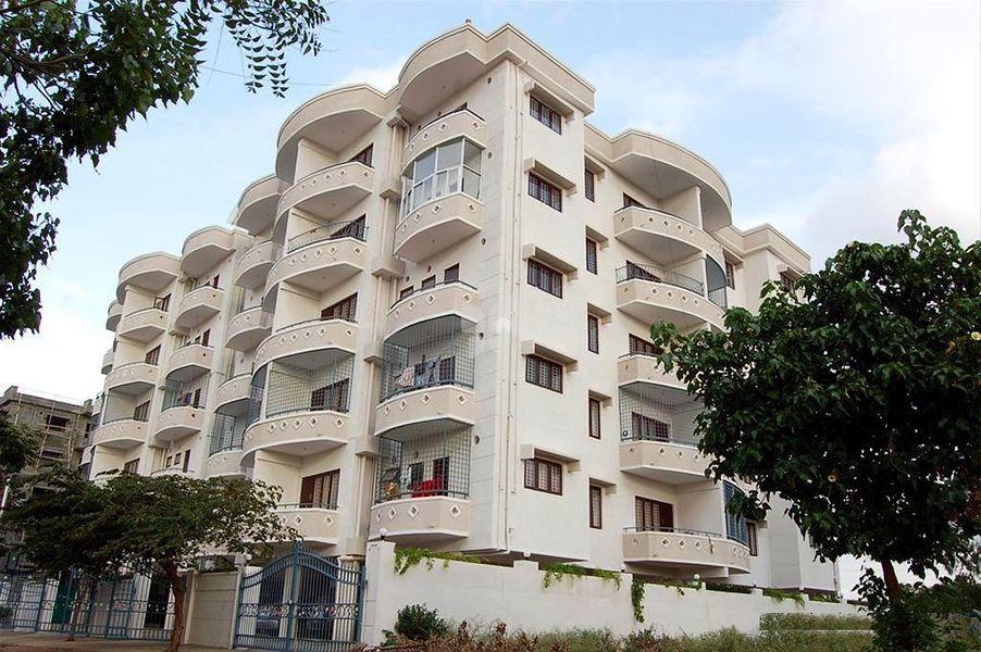 Amulya Plaza - Elevation Photo