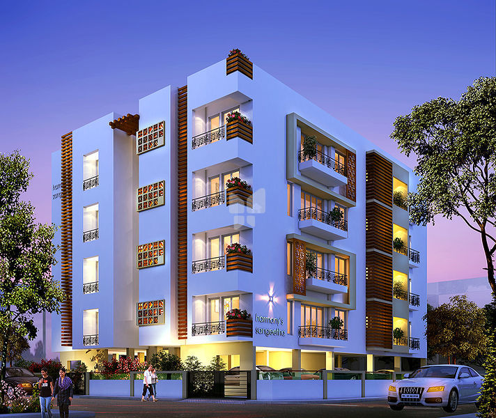 Harmony's Sangeetha - Project Images
