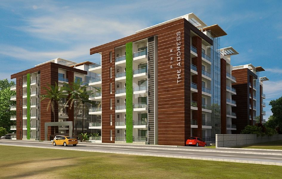 PMR The Address - Project Images