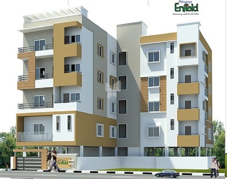 Shivaganga Enfield - Elevation Photo