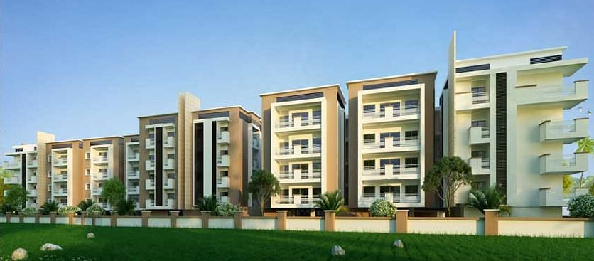 Mahaveer Meridian - Project Images