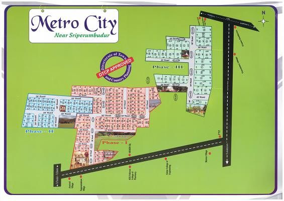 A.S.K Metro City - Master Plans