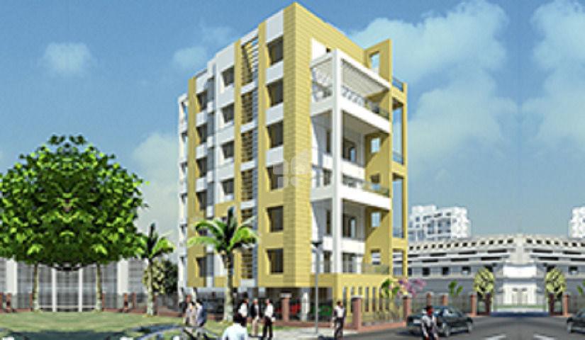 New Front Keshav Lakshmi - Elevation Photo