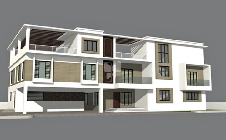 IAS, IPS Colony - Project Images