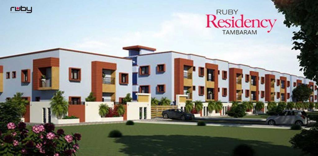 Ruby Residency - Elevation Photo