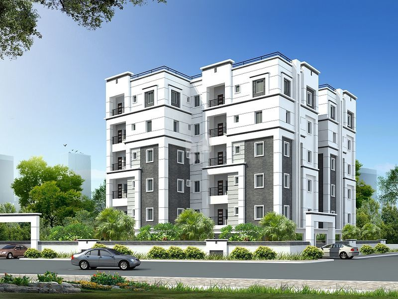 Sai Vihar - Elevation Photo