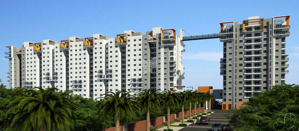 Ramky One North Phase 3 - Project Images