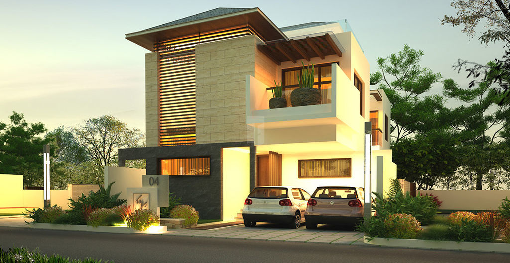 Mantri Euphoria - Elevation Photo