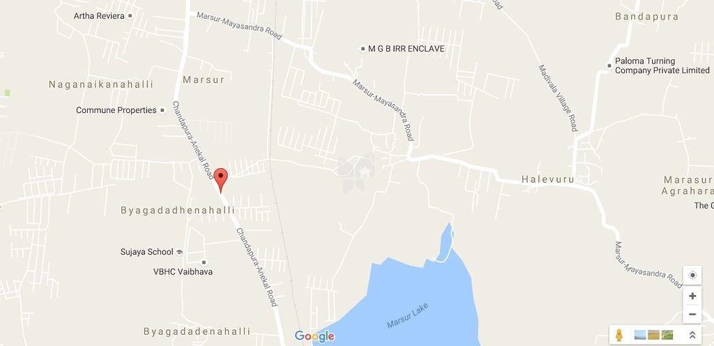 MRS Eden Gardens - Location Maps