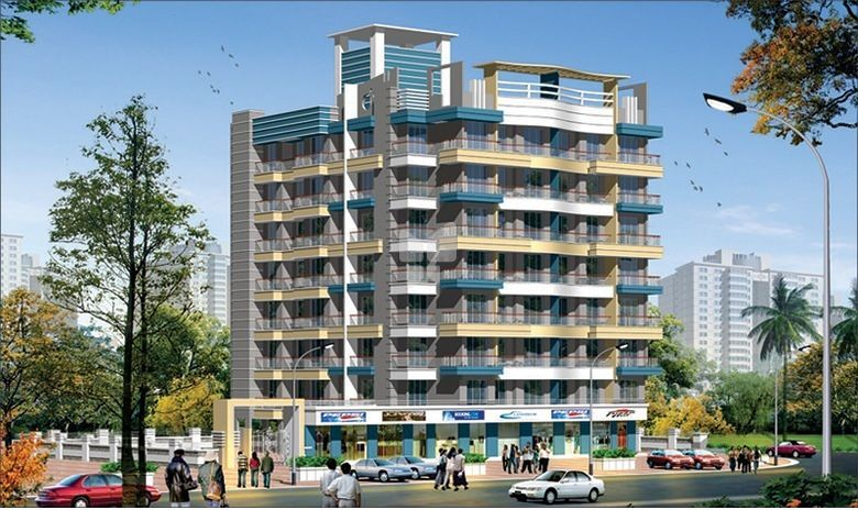 Kothari Seven Eleven Complex - Elevation Photo