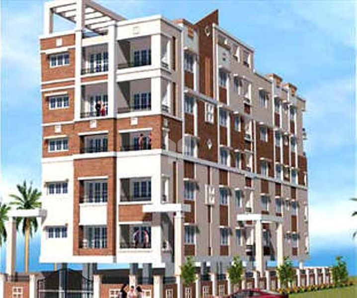The Legend Barkatpura 4 - Elevation Photo