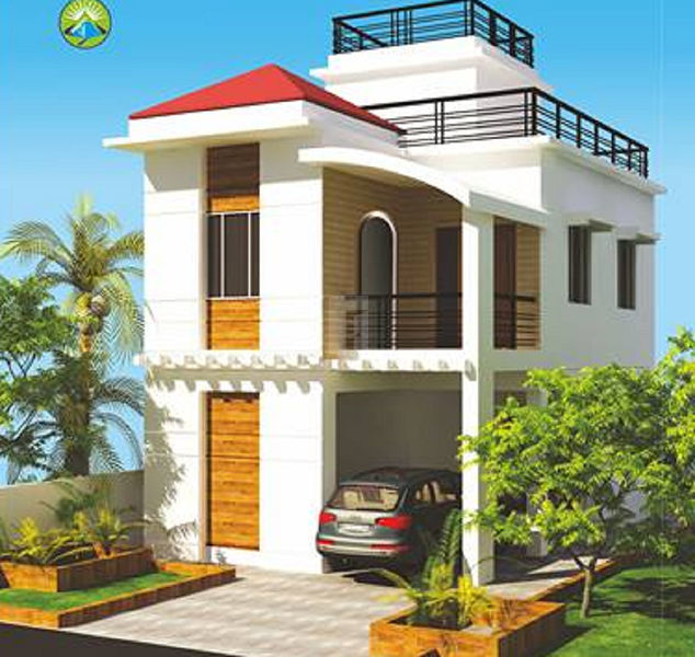 Siri Laxmi Mahagiri Villas - Elevation Photo