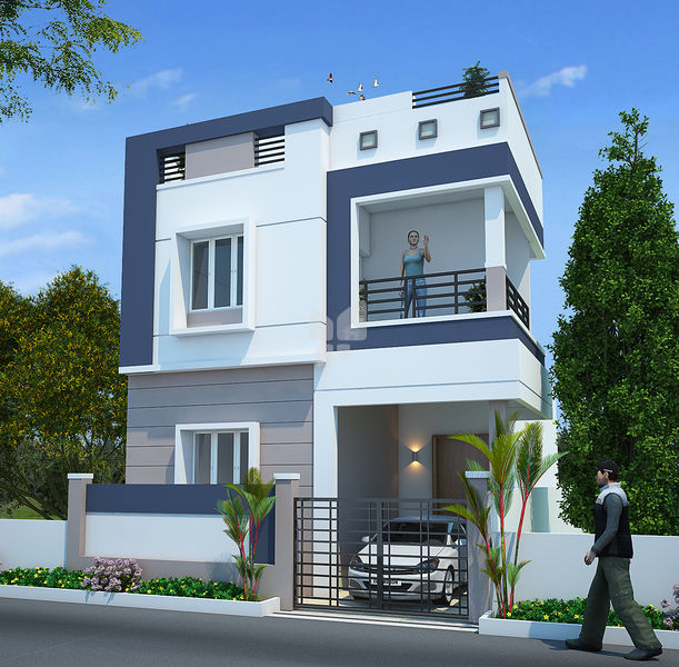 Synergy Poonamallee Villas - Project Images