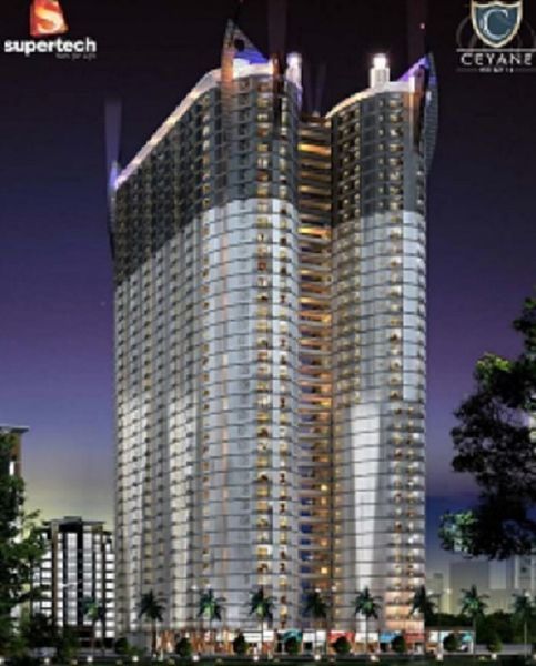 Supertech Ceyane Tower - Project Images