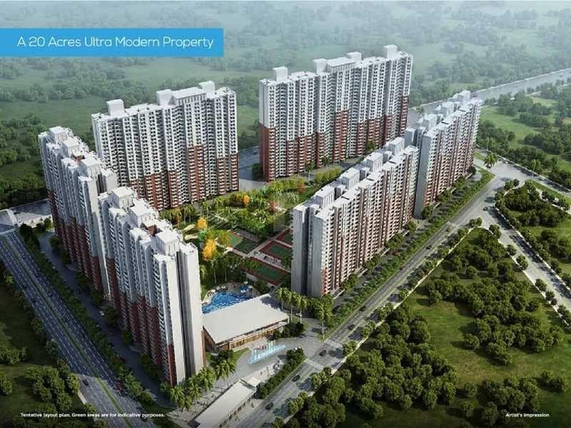 Tata Value Homes Destination 150 - Project Images
