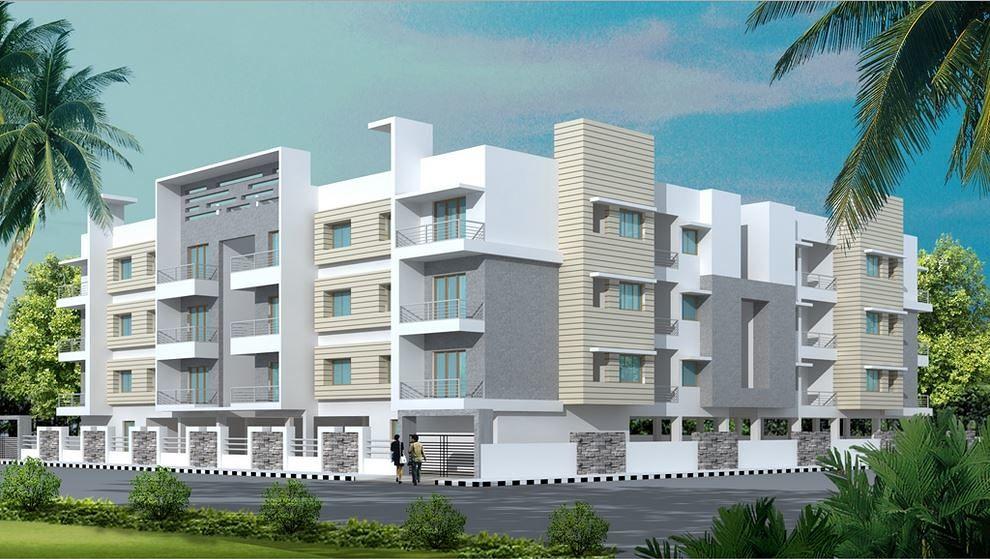 Lakshmi Apartments-Vijaya Nagar - Project Images