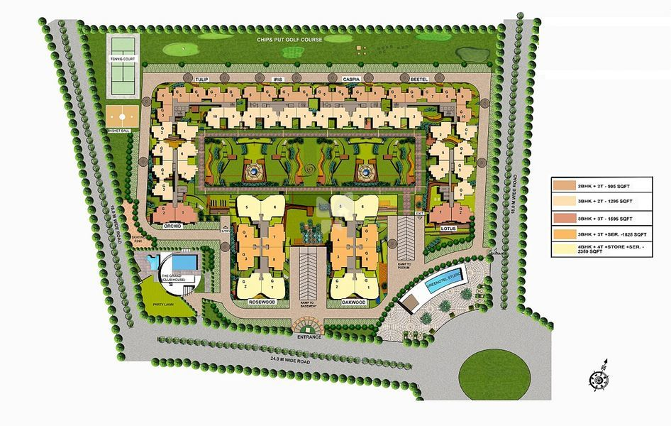 Greater Green Avenue - Master Plan