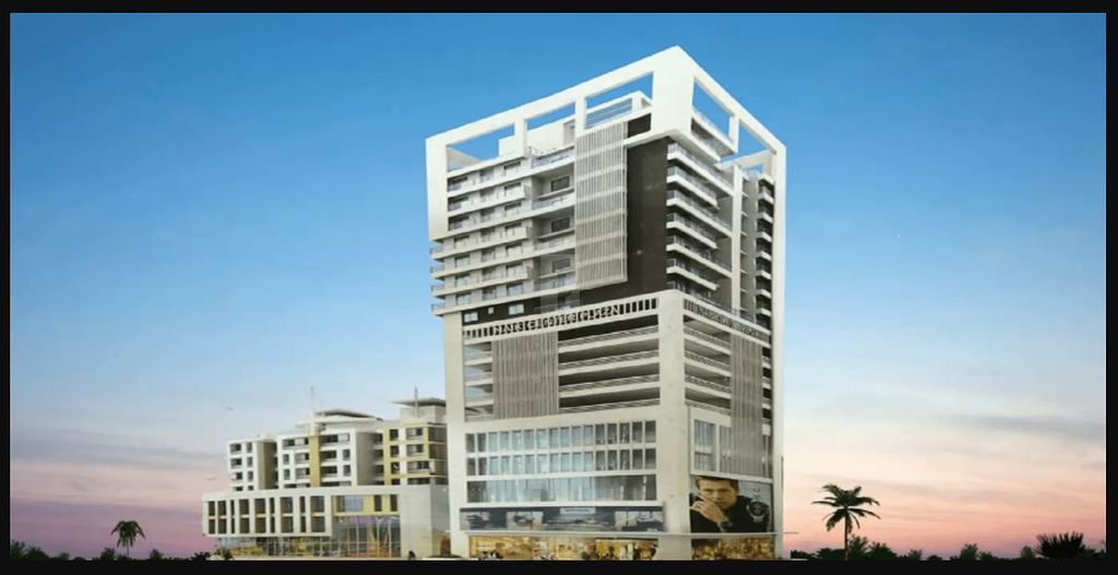 Clean Construction Naik's Central Plaza - Project Images