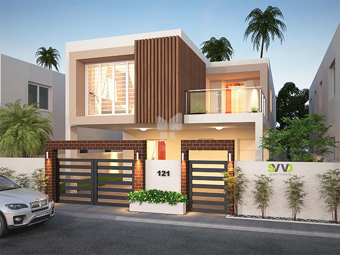 SVVD Luxury Villa - Project Images