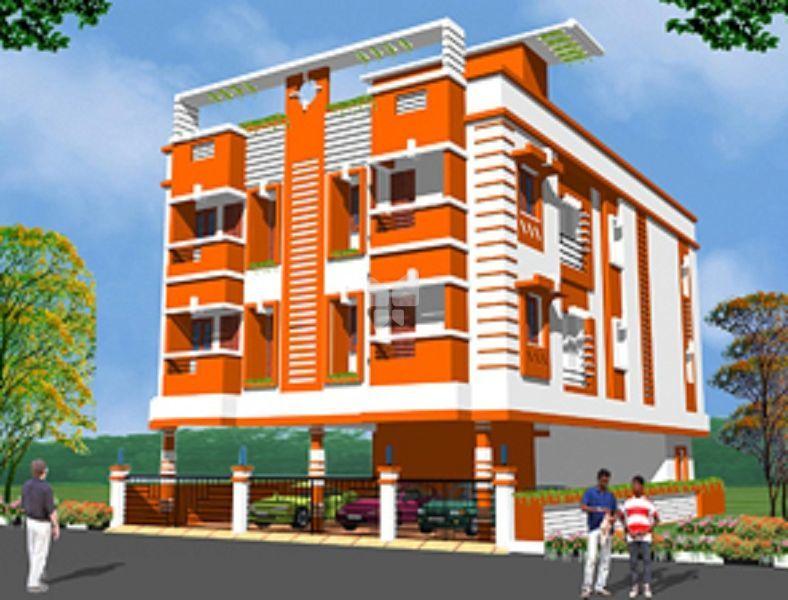 Mahayogam Omsakthi Flats - Project Images