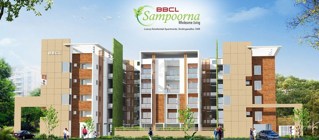 BBCL Sampoorna - Project Images