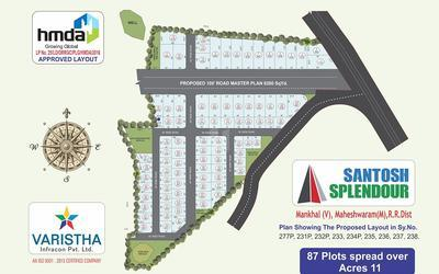 santosh-splender-in-maheshwaram-master-plan-1the