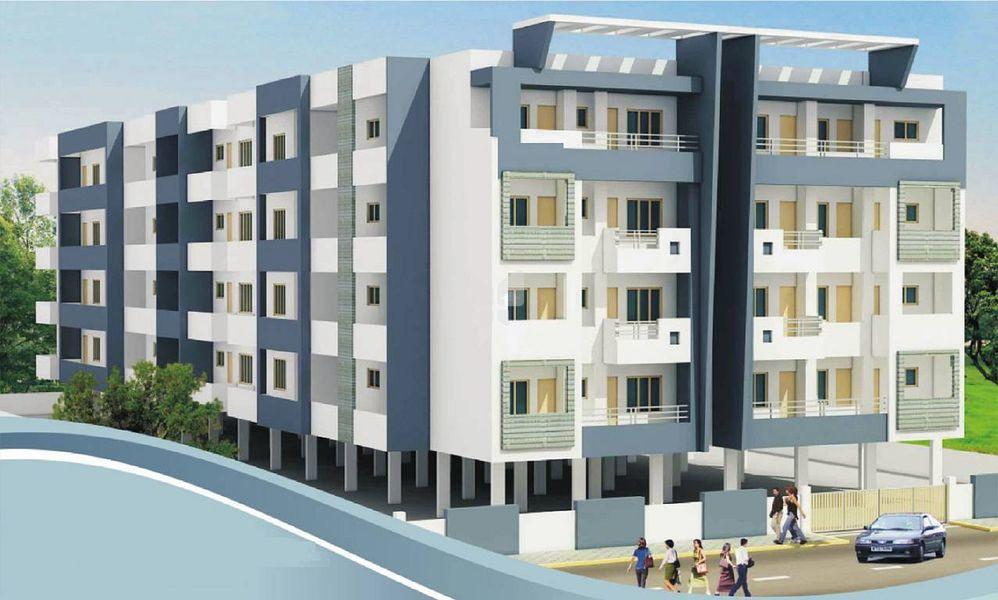 Lakvin Sankranti Residency - Project Images
