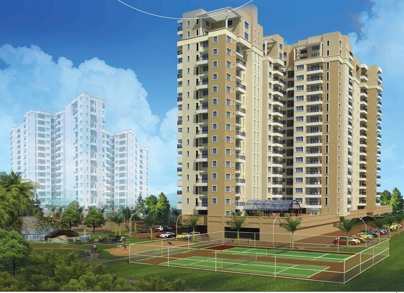 SNN Raj Lakeview Phase 2 - Project Images