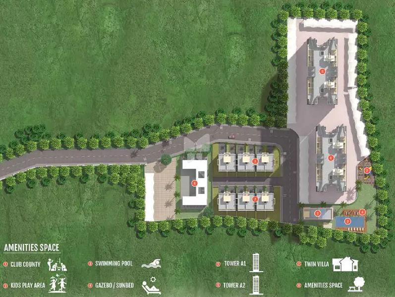 Riddhi Siddhi Malabar Hills - Master Plans