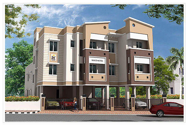 Nakshatra Apartment - Project Images