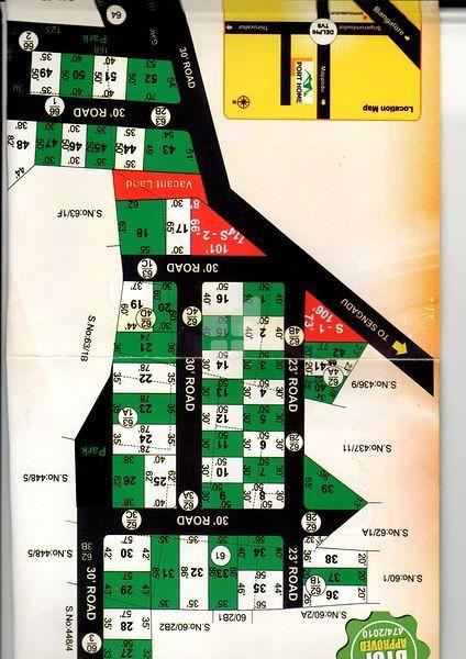 Port Homes - Master Plan