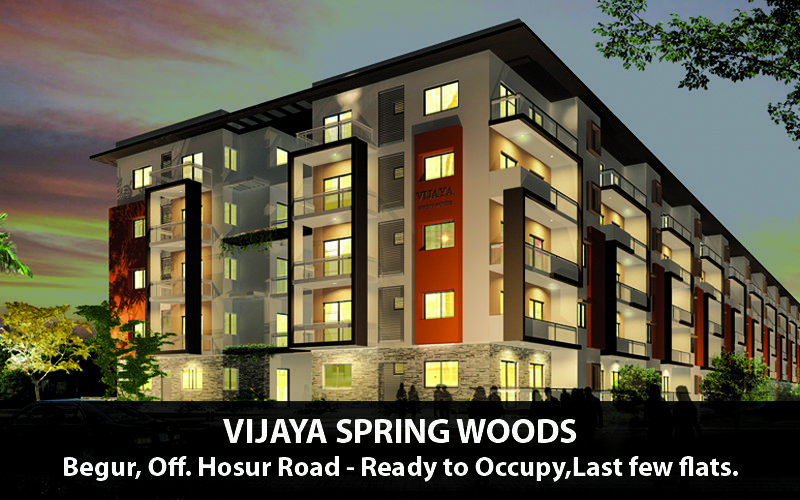Vijaya Springwoods - Elevation Photo