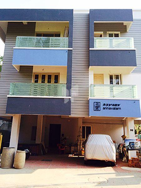 Annavalam Luxury Apartment - Elevation Photo