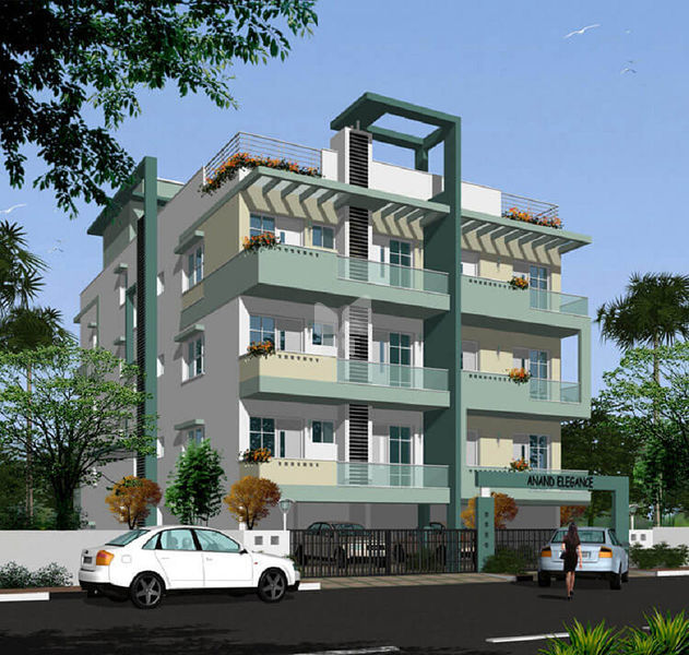 Anand Elegance - Project Images